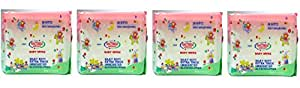 Camera baby Corporation BABY WET WIPES (4 Packs 80 sheets per pack)