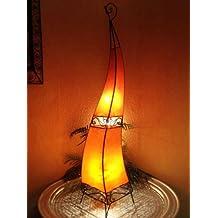 Perfect Orientalische Stehlampe Merla Orange 120cm Lederlampe Hennalampe Lampe |  Marokkanische Design Stehlampen Aus Metall, Lampenschirm Gallery