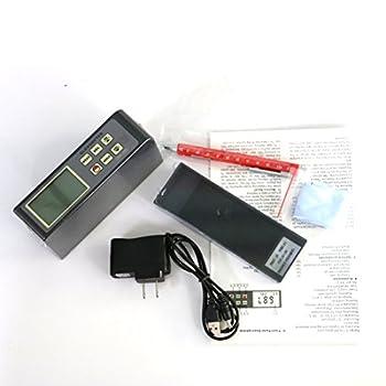 Tr-z-gm-268 Digitaler Lcd Glanzmessgerät Usb Schnittstelle Rs-232 Datenausgabe 0,1 ~ 200gu 20 ℃ 60 ℃ 85 ℃ Glanzmesser Vancometer 5