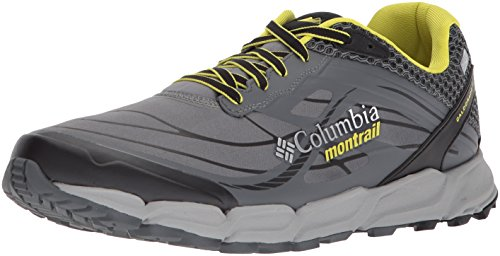Columbia Herren Caldorado Iii Outdry Traillaufschuhe Grau (Ti Grey Steel, Zour 033)