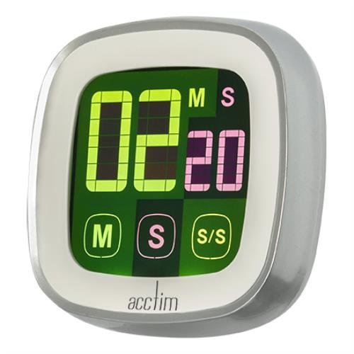 acctim-ck5132-scroll-touchscreen-kitchen-timer-plastic-silver-by-acctim