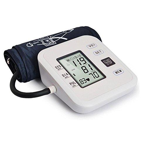 AIMS@ Full-Automatic Tipo di braccio Sphygmomanometer USB Ricaricabile strumento elettronico di misura intelligente Doppio 99 Gruppo Memoria Arrhythmia Rivelatore Inglese Voice Detector LCD Misuratore Digitale