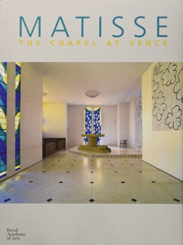 Matisse: The Chapel at Vence por Marie-Thérèse Pulvenis de Séligny