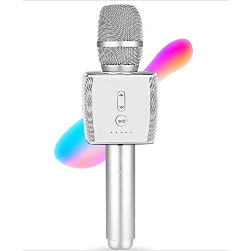 TL Multifunktions-Hand drahtloses Mikrofon, drahtloses Bluetooth-Mobiltelefon-Mikrofon Audio integrierte Mikrofon, Multiple Soundmodi