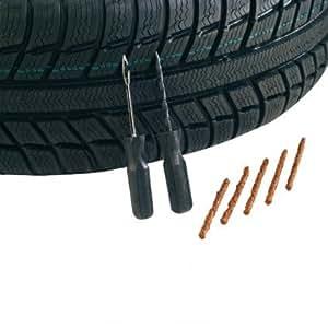 Kit anti crevaison pour pneus de voiture