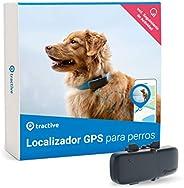 Tractive Localizador GPS para perros, rastreador con rango ilimitado, seguimiento de actividad, resistente al