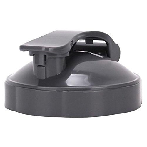 Entsafter Zubehör Set für NutriBullet, Migavan Mixer Drinkable Flip Top Deckel Entsafter Zubehör Teil Ersatz Deckel für NutriBullet Nutri Bullet Mixer Entsafter 900W 600W -