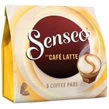 Cápsulas Senseo Café Latte 8 Bebidas