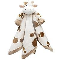 Teddykompaniet Diinglisar - Cow - Baby Comfort Blanket