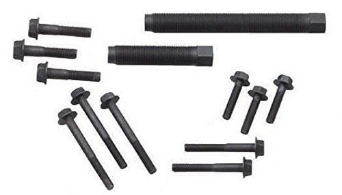 Master-bolt Grip Set (GearWrench 41603Ersatz Metrisches Bolt-Set für Master Grip Set 14600, schwarz)