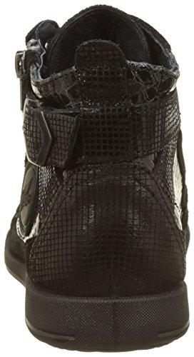 Pataugas Damen Palme/C Hohe Sneaker Noir (Noir)