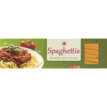 Spaghettis : Recettes gourmandes