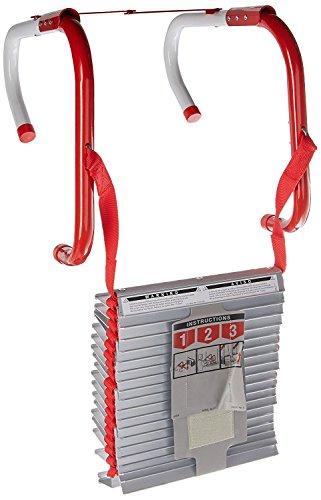 feuerleiter strickleiter Kidde 468094 Feuerleiter, für 3 Stockwerke, 7,6 m