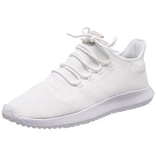 adidas Herren Tubular Shadow Sneaker, Elfenbein (FTWR White/Core Black/FTWR White), 42 EU
