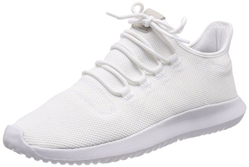 best loved 123a4 9c944 adidas Tubular Shadow, Scarpe da Ginnastica Basse Unisex-Adulto, Bianco  (Footwear White