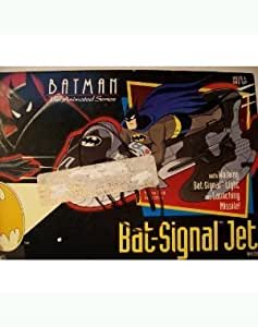 Bat Signal Jet From Batman the Animated Series by Kenner