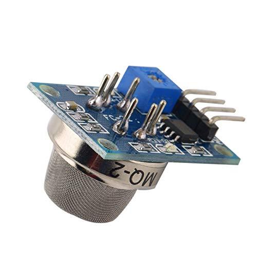 Elviray MQ-2 MQ2 Rauchgas LPG Butan Wasserstoff Gas Sensor Detektor Modul Für Arduino Mischung Home Factory Gaslecksuche -