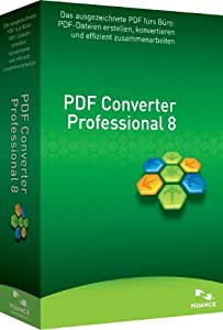 PDF Converter Professional, Version 8.0