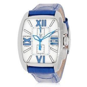 Locman 487N00MWFBL0PSB Montre à bracelet unisexe