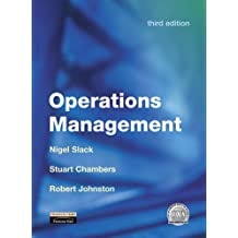 Operations Management Book with Access Code
