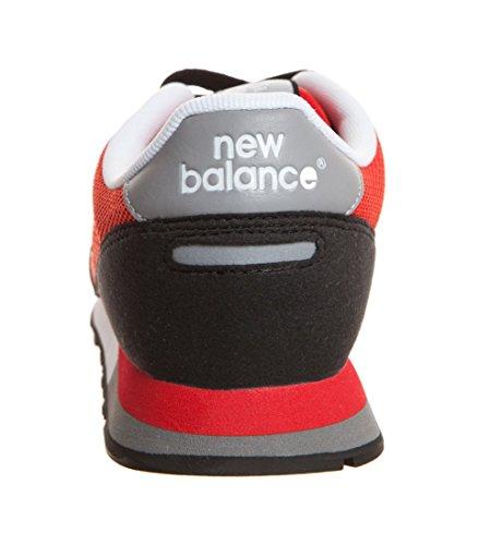 New Balance Turnschuhe U430MMKR, Basketball Schwarz, Rot. - Schwarz/Rot