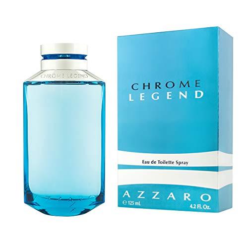 Azzaro Chrome Legend Eau De Toilette 125 ml (man)