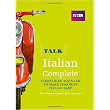 Talk Italian Complete (Book/CD Pack): Everything you need to make learning Italian easy