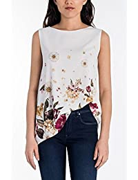 Salsa Camiseta Floral