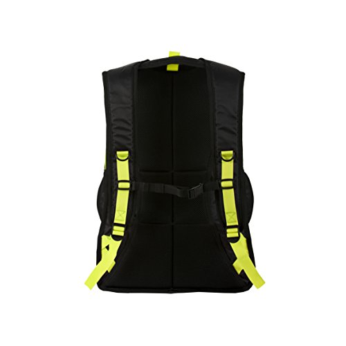 arena Unisex Funktions Rucksack Fastpack 2.1 für Schwimmer Funktionsrucksack black/fluo yellow/Silver