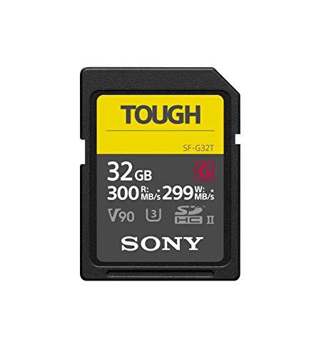 Sony SDHC-Speicherkarte (32 GB, UHS-II, SD Tough, G Serie) 32 GB -