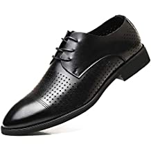 Willsego Los Zapatos Acentuados de los Hombres otoño & ntilde; o Calzan Los Zapatos Ocasionales