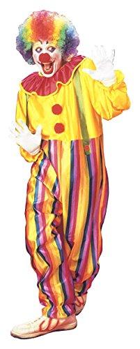 Verkäufer Circus Kostüm - Widmann-Circus Kostüm Clown S Siehe Foto