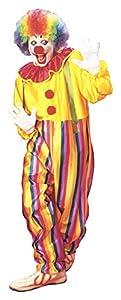 WIDMANN Widman - Disfraz de payaso de circo, talla S