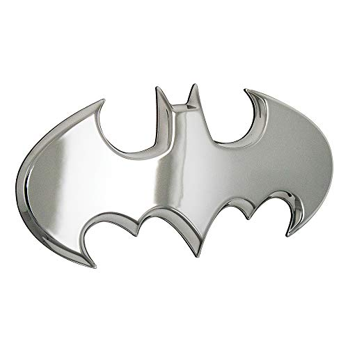 Lizenzierte Batman Kinder Kostüm - Fan Emblems Batman Batwing Logo 3D