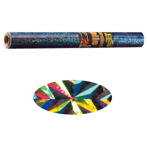 folia 310/11 Holografie-Klebefolie, 400 mm x 1 m, Magic Silber