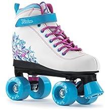 SFR Vision II patines de cuatro ruedas para niñas ...