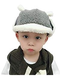 Bébé filles garçons hiver chapeau mignon chapeau chaud tête chauffe-bonnet  cadeau pour enfants chapeau chaud enfant en bas âge… 756be46b954