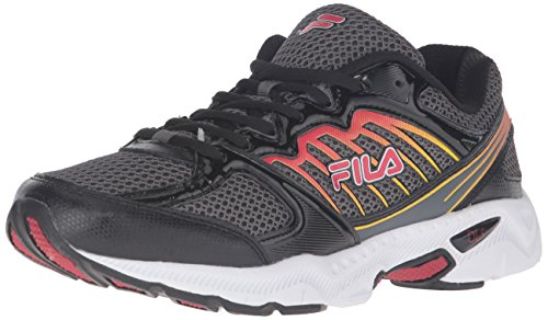 Fila Men s Tempo Running Shoe Castlerock / Black / Red 13 D(M) US  available at amazon for Rs.6405