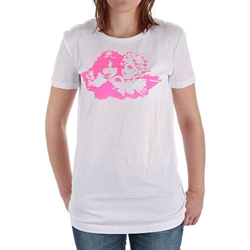reale-fiorucci-damen-t-shirt-bianco-36