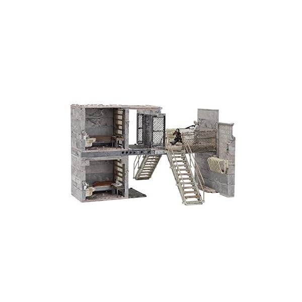 Walking Dead - Juego de construcción de célula de la prisión 3