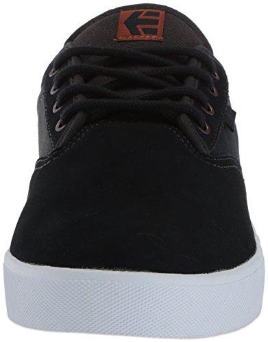 Chaussure Etnies Jameson SL Noir-Blanc-Gum Navy Tan