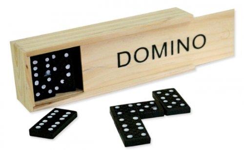JEUX - Jeu de domino en coffret bois