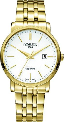 Roamer CLASSIC LINE GENTS 709856 48 25 70 Mens Wristwatch