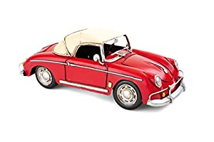 small foot company Legler - 2019225 - Muebles y Decoración - Deco Estilo Vintage - Sport Car - Rojo
