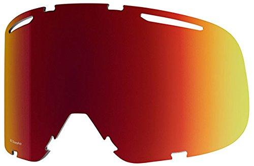 Smith Riot ChromaPop Wechselscheibe, Glas:ChromaPop Sun red Mirror