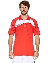 """Hummel Poloshirt """"Grassroots"""", red"""