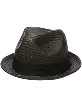 Brixton Castor–Sombrero, unisex, color Washed Black, tamaño M
