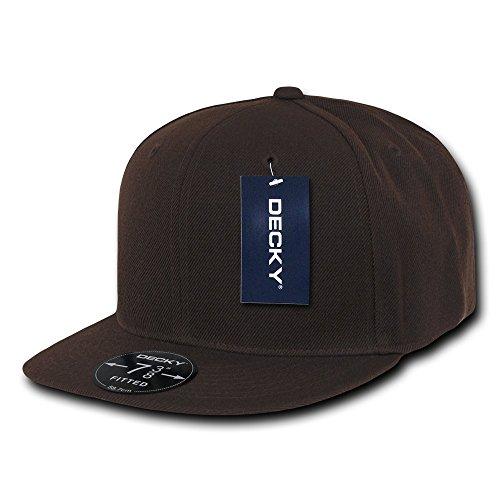 Decky Retro Spannbettlaken Kappen Head Wear, Herren, braun, Size 27 Preisvergleich