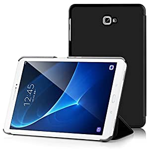 IVSO Samsung Galaxy Tab A 10.1 Etui Housse Slim Smart Cover Housse de Protection pour Samsung