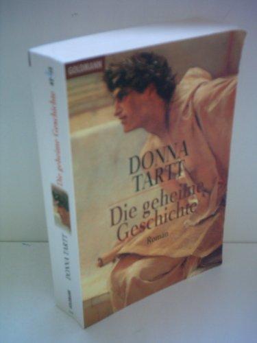 Buchseite und Rezensionen zu 'Donna Tartt: Die geheime Geschichte' von Donna Tartt